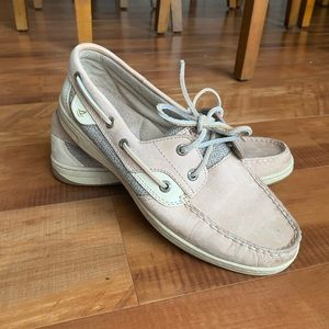 Women's Leather Sperry Top-siders- size 8.5
